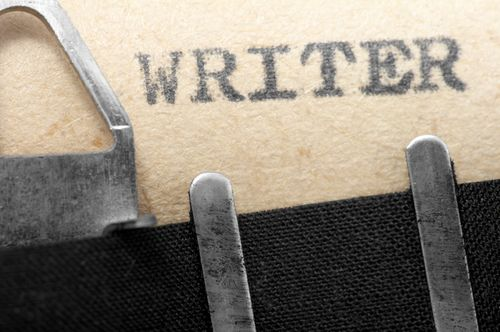 When you become a writer your heart and mind because divided between ...