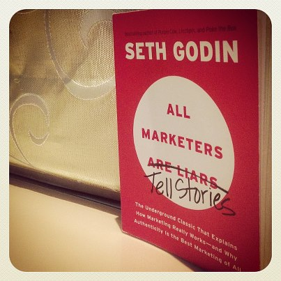 Seth Godin's guide to Marketing 101.