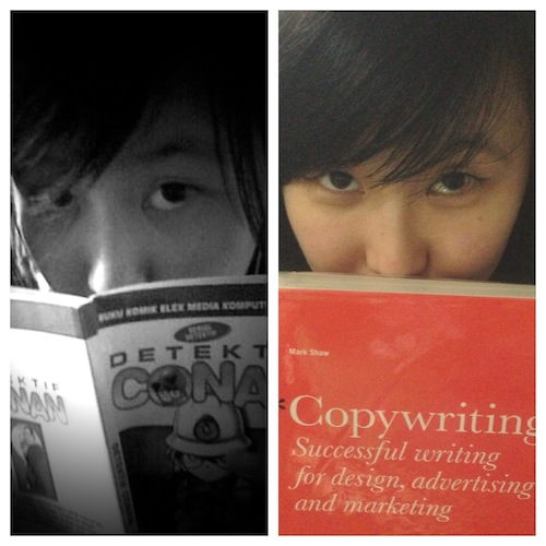From a comic-reader to (actual) book-reader. Feels like I have converted to a whole new religion.