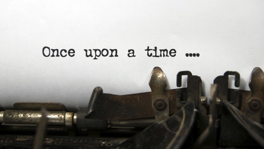 Writer once upon a time