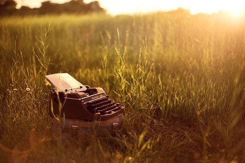 typewriter-field
