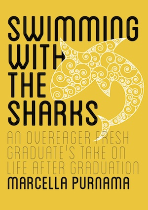 Swimming with The Sharks.Marcella Purnama 2