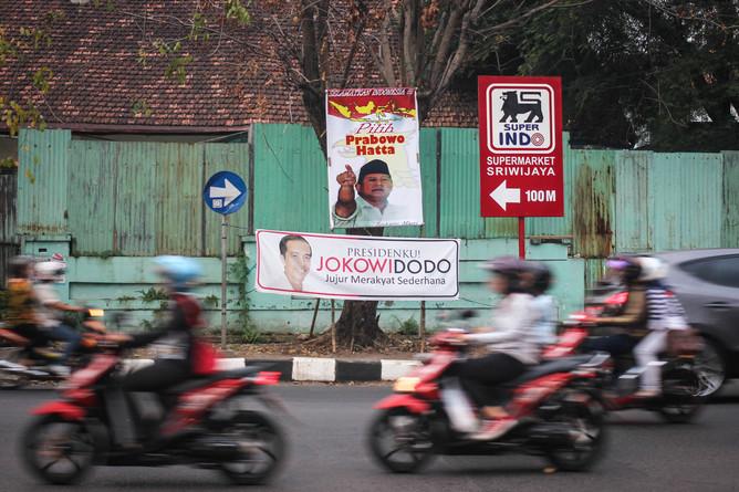 INDONESIA-SEMARANG-PRESIDENTIAL-CAMPAIGN