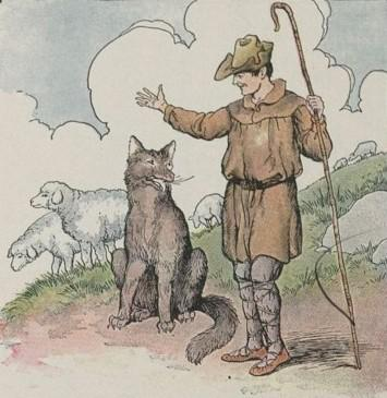 the-wolf-and-the-shepherd