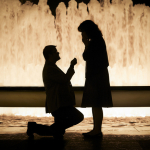 'How he asked' is always a great story. But the real thing is…
