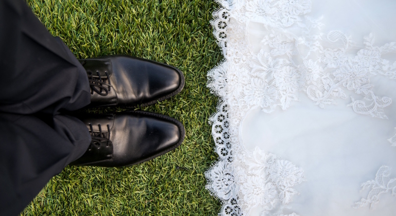 searching for perfect wedding venue
