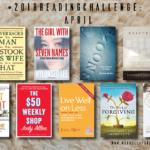 2018 Reading Challenge: April