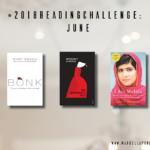 2018 Reading Challenge: June