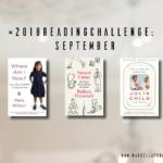 2018 Reading Challenge: September