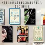 2018 Reading Challenge: December