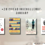 2019 Reading Challenge: January