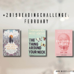 2019 Reading Challenge: February