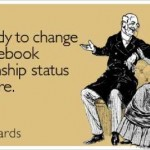 On being Facebook official: a first world problem