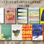2018 Reading Challenge: January