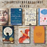 2018 Reading Challenge: March