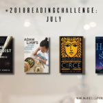 2018 Reading Challenge: July