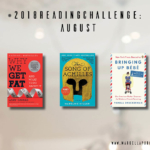2018 Reading Challenge: August